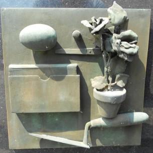 di ROSSELLA RUZZA  Uno scultore e la sua città.  FD numero 14, mar-apr 2014